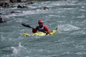 Kayak leg